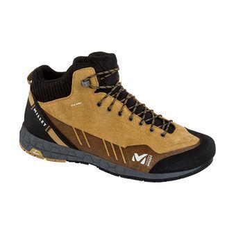 Millet AMURI LEATHER MID DRYEDGE - Zapatillas de aproximación hombre olive