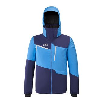 Millet ANTON GTX - Ski Jacket - Men's - electric blue/blue depths