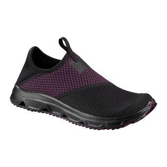 Salomon RX MOC 4.0 - Zapatillas de recuperación mujer bk/bk/potent pur