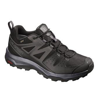 Salomon X RADIANT GTX - Hiking Shoes - Men's - black/magnet/bk