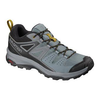 Salomon X RADIANT - Hiking Shoes - Men's - wea/monument/g