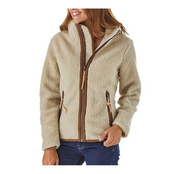 Patagonia DIVIDED SKY - Veste Femme natural/bearfoot tan