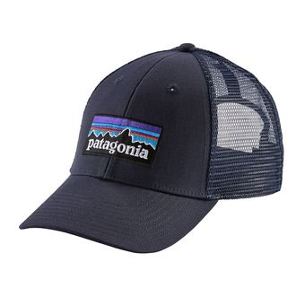 Patagonia P-6 LOGO LOPRO - Casquette navy blue/navy blue