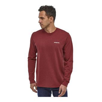 Patagonia P-6 LOGO RESPONSIBILI - Tee-shirt Homme oxide red