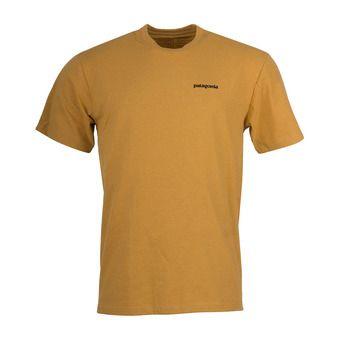 Patagonia P-6 LOGO RESPONSIBILI - T-shirt Uomo glyph gold