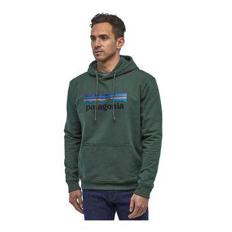 Patagonia P-6 LOGO UPRISAL - Sweatshirt - Men's - alder green