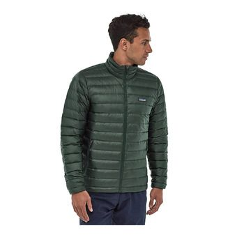 Patagonia DOWN SWEATER - Anorak hombre carbon