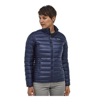 Patagonia DOWN SWEATER - Down Jacket - Women's - classic navy
