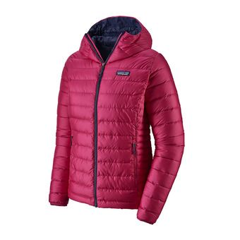 Patagonia DOWN SWEATER - Piumino Donna craft pink/classic navy