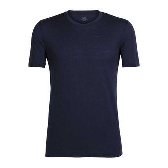 Icebreaker TECH LITE - Tee-shirt Homme midnight navy