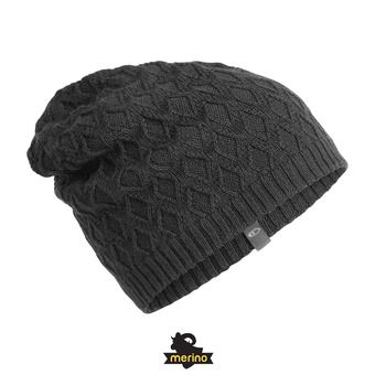 Icebreaker DIAMOND LINE - Gorro black