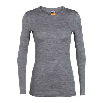 Icebreaker 200 OASIS - Base Layer - Women's - gritstone hthr