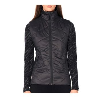 Icebreaker HELIX - Hybrid Jacket - Women's - black