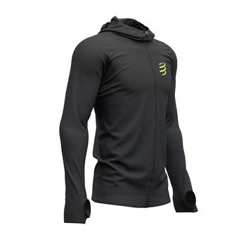 Compressport 3D THERMO - Sweatshirt - Men's - black