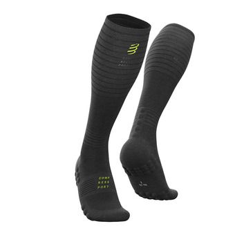 Compressport OXYGEN - Calze black