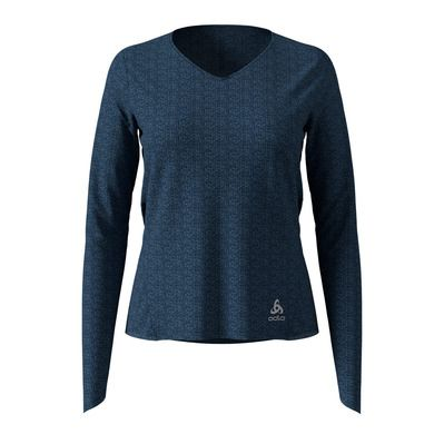 https://static.privatesportshop.com/2316114-7362716-thickbox/t-shirt-ml-lou-linencool-femme-blue-wing-teal-melange.jpg