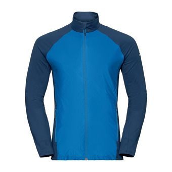 Odlo VELOCITY ELEMENT - Veste Homme directoire blue/estate blue