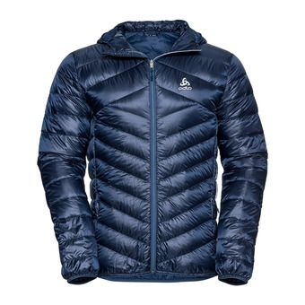 Odlo COCOON N-THERMIC - Anorak hombre estate blue