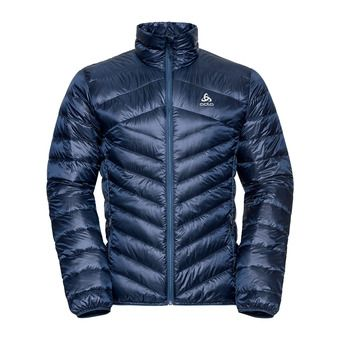 Odlo THERMIC WARM - Doudoune Homme estate blue