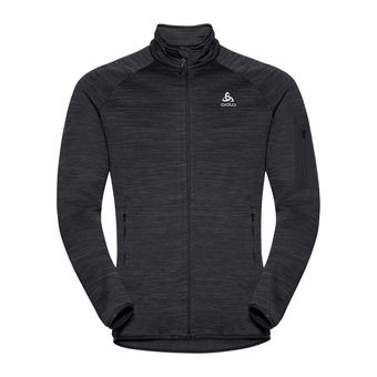 Odlo STEAM - Sweat Homme black melange