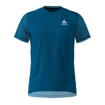 Odlo CERAMICOOL - Camiseta hombre mykonos blue