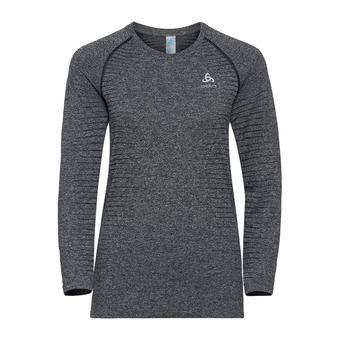 Odlo ELEMENT - Camiseta mujer grey melange