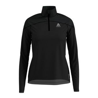 Odlo CERAMIWARM ELEMENT - Sweat Femme black