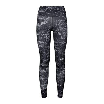 Odlo ELEMENT LIGHT AOP - Collant Femme black multicolour