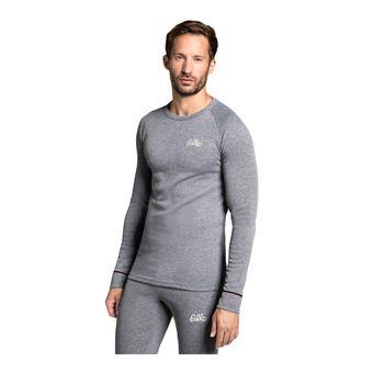 T-Shirt ML ACTIVE WARM Originals Homme grey melange