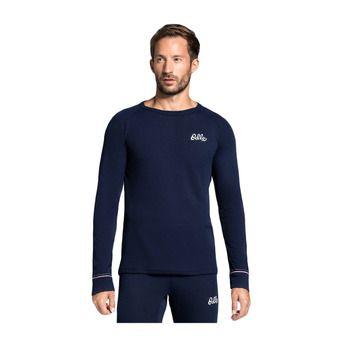 T-Shirt ML ACTIVE WARM Originals Homme diving navy