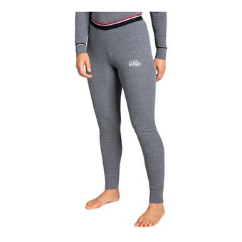 Collant ACTIVE WARM ORIGINALS Femme grey melange