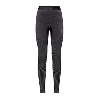 Odlo FUTURESKIN - Collant Femme black/white