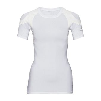 T-shirt MC ACTIVE SPINE LIGHT Femme white