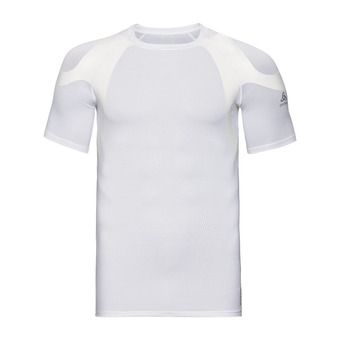 Odlo ACTIVE SPINE LIGHT - Sous-couche Homme white