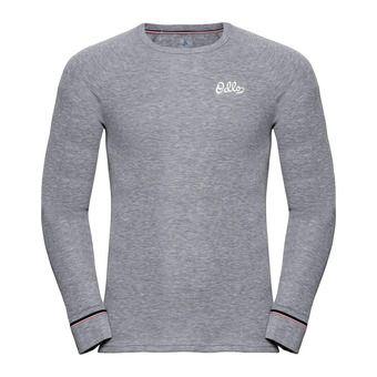 T-shirt ML ACTIVE WARM ORIGINAL Homme grey melange