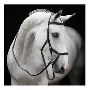 Horseware RAMBO MICKLEM - Testiera black