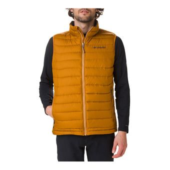 M Powder Lite Vest-Burnished Amber Homme Burnished Amber