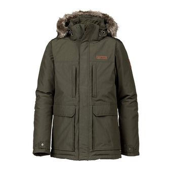 Marquam Peak Jacket-Olive Green Homme Olive Green