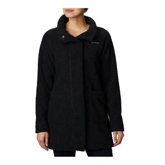 Columbia PANORAMA LONG - Chaqueta mujer black