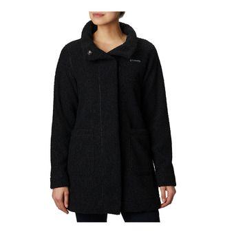 Panorama Long Jacket-Black Femme Black