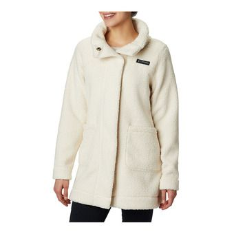 Columbia PANORAMA LONG - Veste Femme chalk