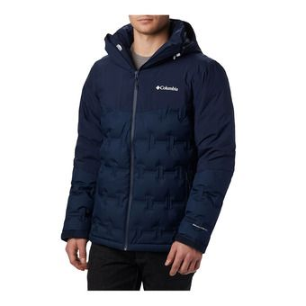 Wild Card Down Jacket-Collegiate Navy Homme Collegiate Navy