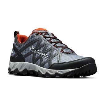 Columbia PEAKFREAK X2 OUTDRY - Chaussures trail Homme graphite/dark adobe