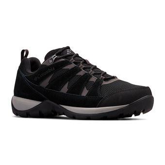 Columbia REDMOND V2 WP - Chaussures randonnée Homme black/dark grey
