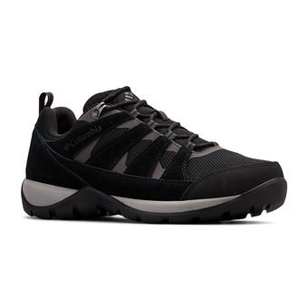 Columbia REDMOND V2 WP - Chaussures trail Homme black/dark grey