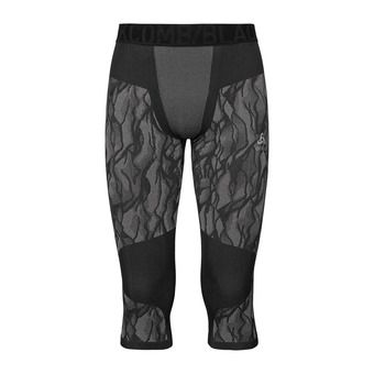Corsaire BLACKCOMB Homme black - odlo steel grey - silver