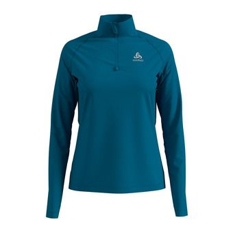 Odlo BERNINA - Sweat Femme turkish tile