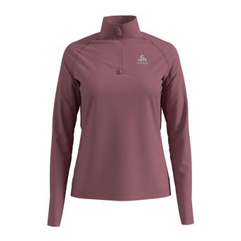 Odlo BERNINA - Sweat Femme mesa rose
