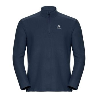 Pull 1/2 zip BERNINA Homme diving navy