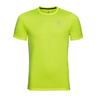 Odlo ELEMENT LIGHT - Camiseta hombre safety yellow